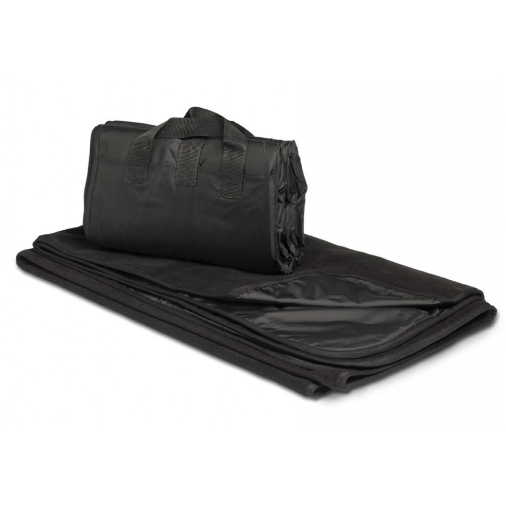 Black Fleece Explorer Picnic Blanket Logo Branded