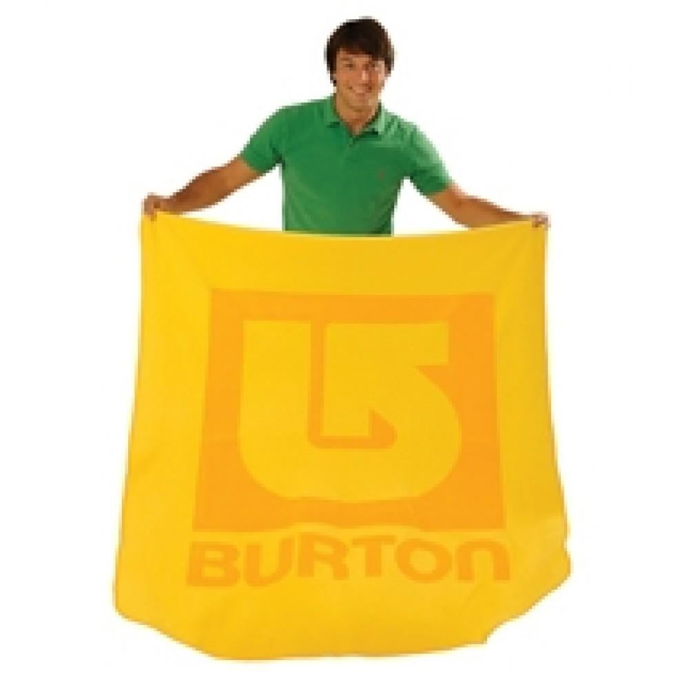 "50"" x 60"" Promo Fleece Blanket (Screen Print) Logo Branded"