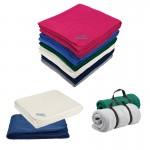 Custom Embroidered Economy Fleece Blanket