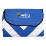 Logo Branded Beach & Picnic Blanket