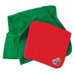 Custom Embroidered Fleece Stadium Blanket