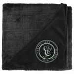 Custom Embroidered Luxury Comfort Flannel Fleece Blanket
