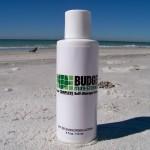 4 Oz. SPF30 Sunscreen Lotion USA Made Custom Printed
