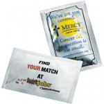 Custom Imprinted Large Sunscreen Packets SPF30 (USA MADE)