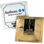 Small Sunscreen Packets SPF30 (USA MADE) Logo Branded