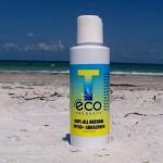 4 Oz. SPF30 100% All Natural Sunscreen Lotion USA Made Custom Imprinted