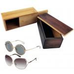 Wooden Eyeglass Case Custom Imprinted
