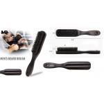 Custom Printed Bristle Beard Comb Brush for Men- Customized logo
