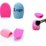 Silicone Makeup Brush Logo Branded