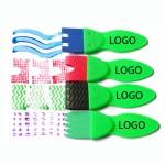 Children's DIY Painting Brush Logo Branded