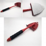 Custom Imprinted Retractable Triangle Cleaning Brush
