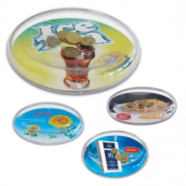 Custom Printed Counter Top Coin Trays Cash Trays