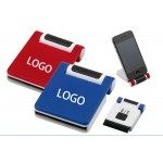 2 in 1 Phone Stand and Screen Cleaner Custom Imprinted