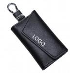 Custom Imprinted Leather Key Case