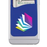 Custom Printed Air Vent Magnetic Phone Wallet