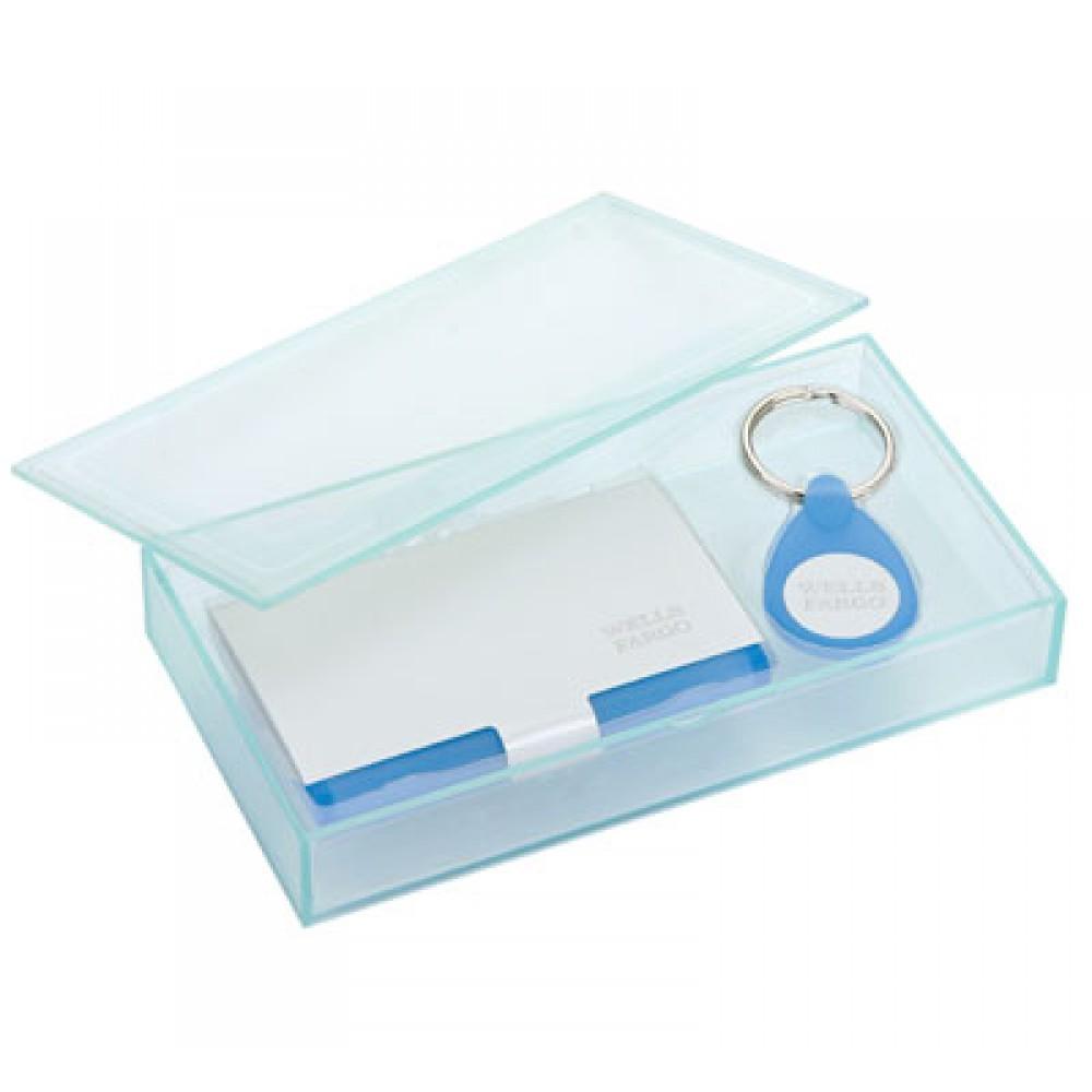 Custom Printed Bluecent Gift Set