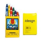 6 Pack Crayons