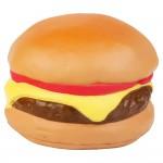 Slow Rising Scented Hamburger Squishy Custom Printed