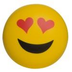 Logo Branded Emoji ILY Squeezies Stress Reliever