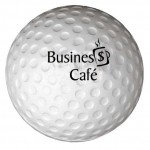 Custom Printed Golf Ball Stress Reliever