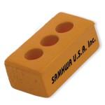 Custom Imprinted Brick Stress Reliever