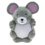 Custom Imprinted Mouse Shape Stress ball