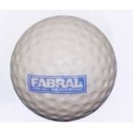 Sport Series Real Size Golf Ball Stress Reliever Logo Branded