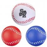 Baseball Stress Ball Logo Branded
