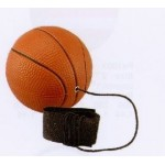 Custom Imprinted Basketball Yoyo Series Stress Reliever