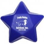 Blue Star Stress Reliever Custom Printed