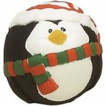 Christmas Penguin Stress Reliever Logo Branded