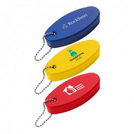 Floating Key Chain Custom Printed