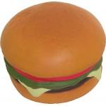 Custom Imprinted Hamburger Stress Reliever