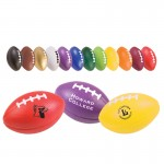 "Custom Imprinted Small Football Stress Ball (3.5"")"