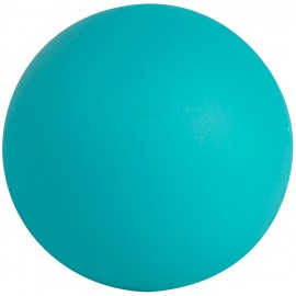 Teal Squeezies Stress Reliever Ball Custom Imprinted