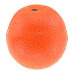 Orange Stress Ball Logo Branded
