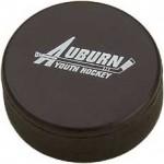Hockey Puck Stress Reliever Custom Printed