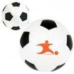 Logo Branded Soccer Stress Ball
