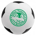Custom Printed Soccer Ball Stress Ball
