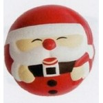 Logo Branded Santa Claus Ball Miscellaneous Series Stress Toys