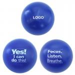 Stress Ball Logo Branded