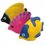 Tropical Fish Stress Reliever Custom Printed