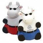 Cool Bull Stress Reliever Custom Imprinted