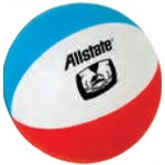 Beach Ball Stress Ball Custom Imprinted