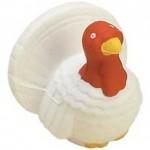 Custom Imprinted Turkey Stress Reliever