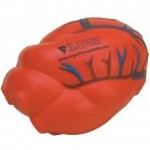 Logo Branded Anatomical Heart Stress Reliever