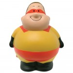Super Bert Squeezies Stress Reliever Custom Printed