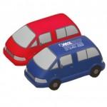 Mini Van Stress Reliever Custom Printed