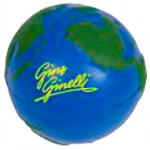 Custom Imprinted Earth Stress Ball