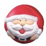Santa Claus Stress Ball / Squeeze Ball / Stress Reliever Custom Printed